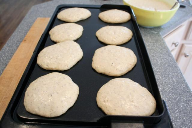 Big Batch Pancake Recipe