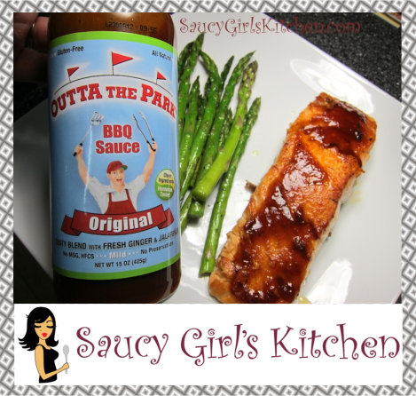 Saucy Girls Kitchen Cooks Outta The Park